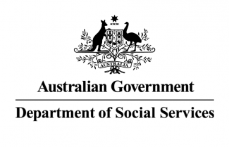 Department of Social Services logo
